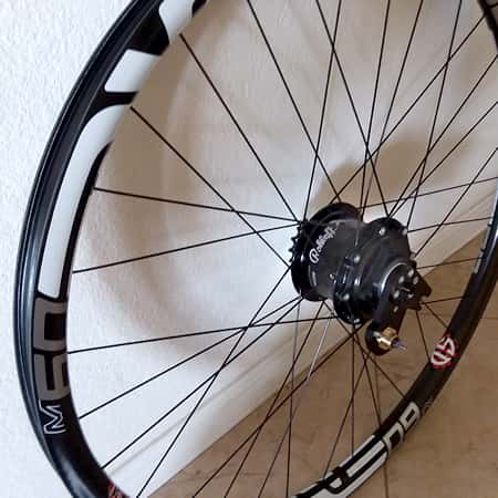 custom adventure bike wheel