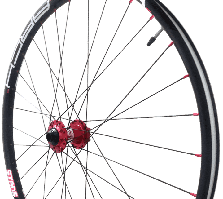 Custom Mountain Bicycle Aluminum Wheelset